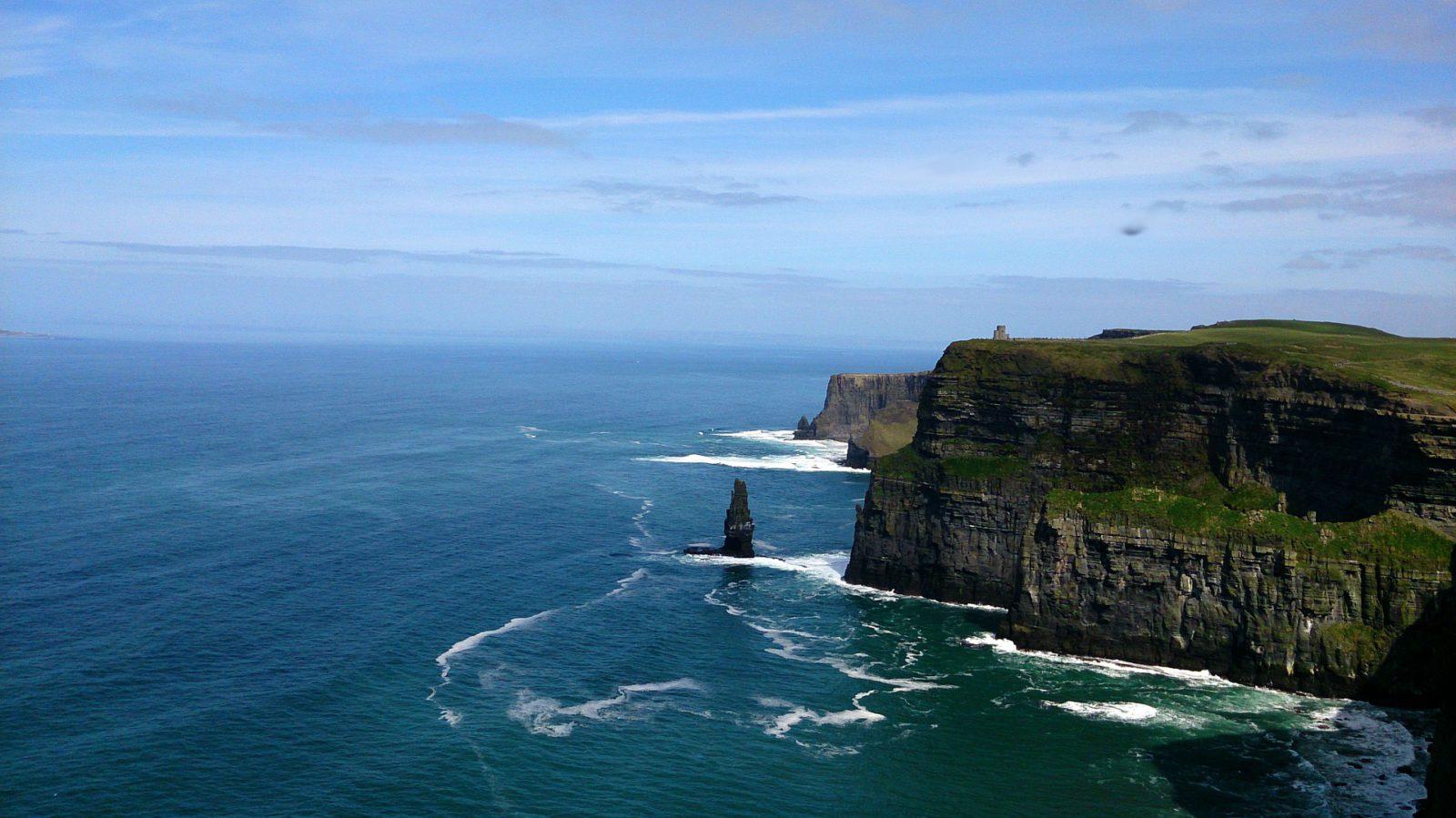 Cliffs of Mohar Tourist Arrtaction Co. Clare
