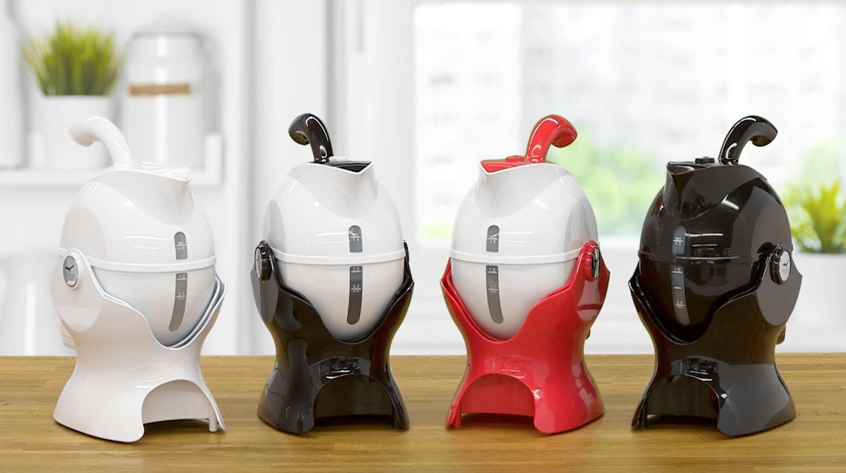 Uccello Kettle - 4 Colours